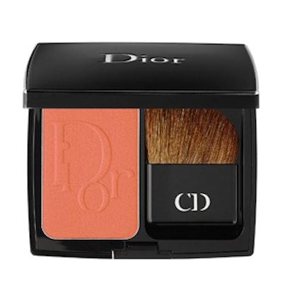 Vibrant Colour Powder Blush In Cocktail Peach