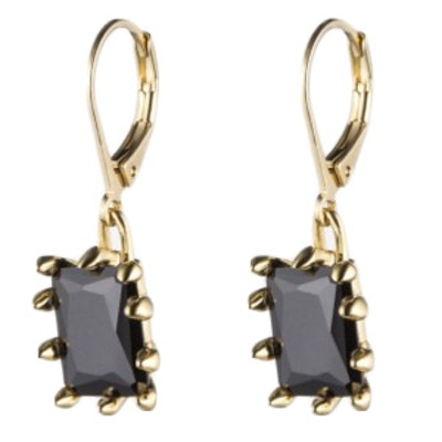 French Clip Estate Day Drop Earring