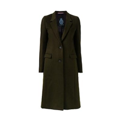 Long Single Breasted Coat