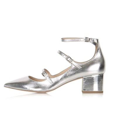 Jolene Buckle Mid Shoes