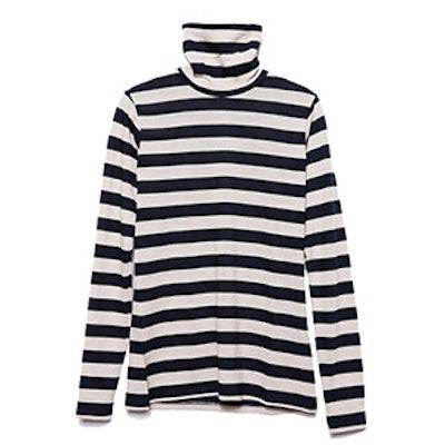 Violet Roll Neck Sweater