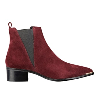 Yale Pointy Toe Chelsea Bootie
