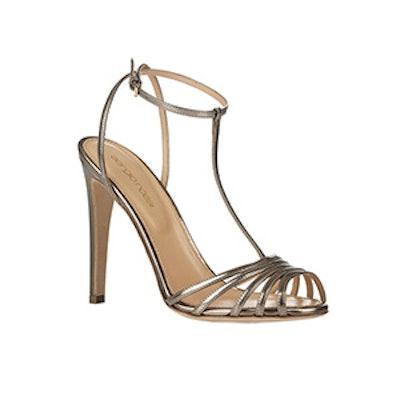 Shadows T-Strap Heels