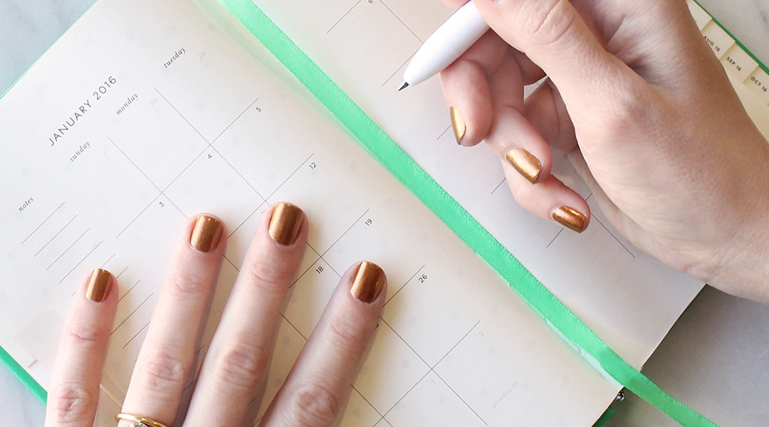 The Nail Colors To Try In 2016 (A New One For Each Month!) faccd511d4cd