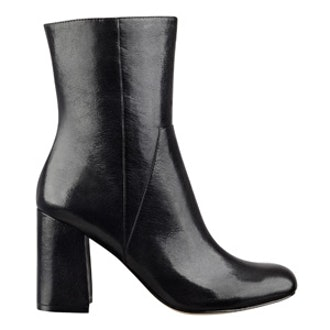 Dollface Round Toe Booties