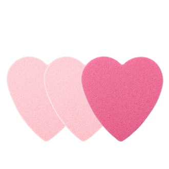 Heart to Heart Sponges