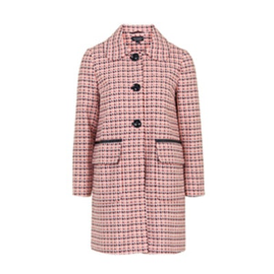 Geo '60s Girly Coat