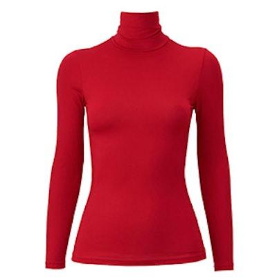 Heattech Turtleneck Long Sleeve T-Shirt