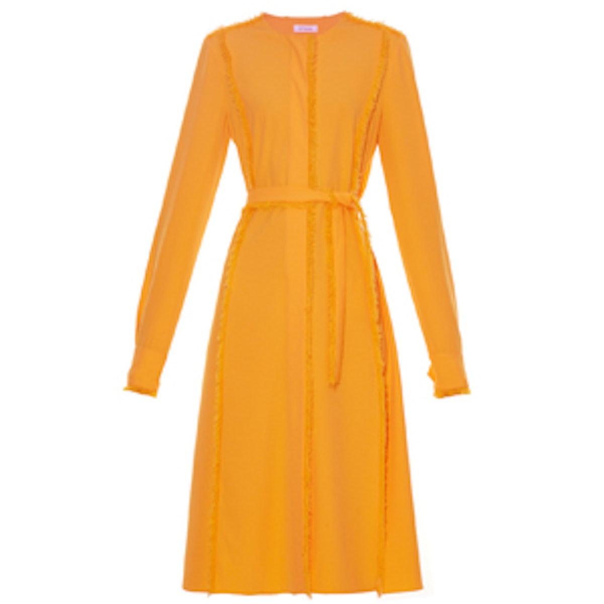 Hamilton Fringed Belted Dress