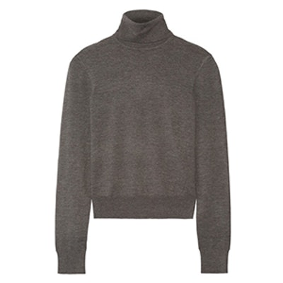 Atticus Stretch Turtleneck Sweater