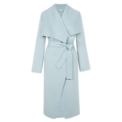 Loretta Waterfall Wool Coat