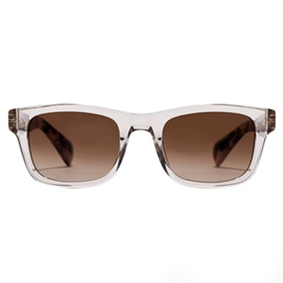 Irving Sunglasses in Blush Crystal