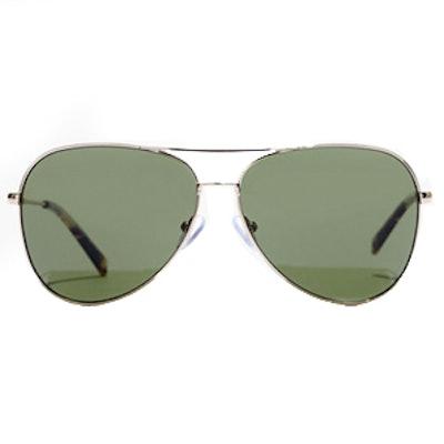 Jack Sunglasses in Gold