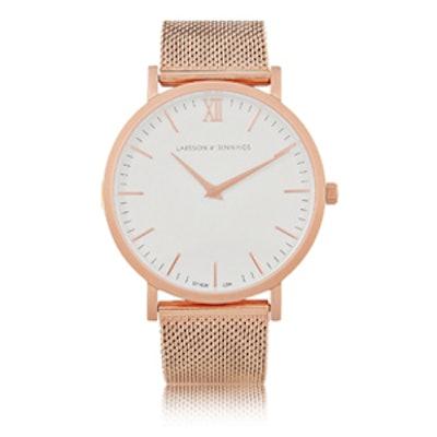 Rose-Gold Watch