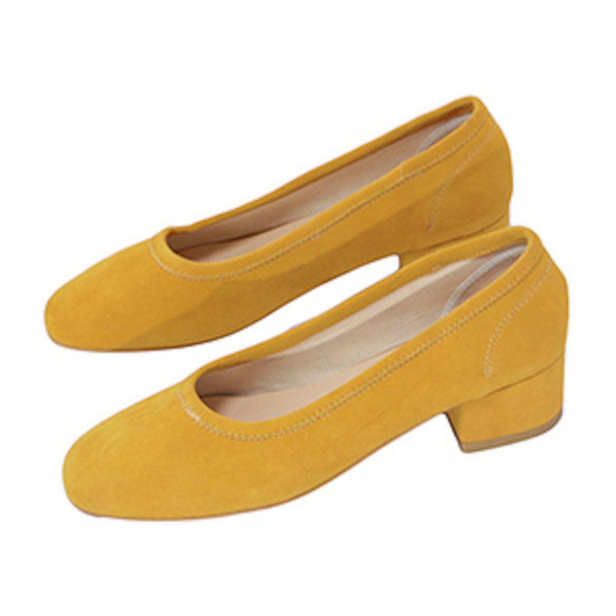 Sheepskin Socks Flat Heel