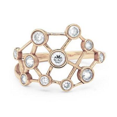 Diamond Constellation Ring
