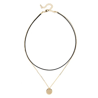 Centripetal Force Coker Necklace