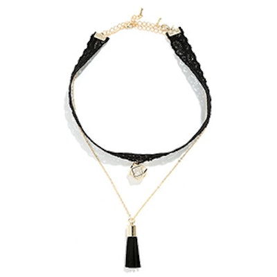 Staircase to Heaven Choker Necklace