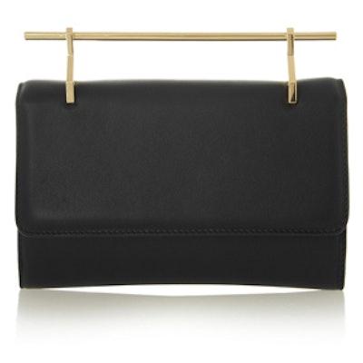 Fabricca Leather Clutch