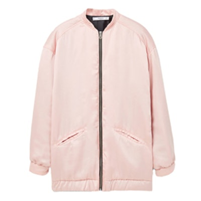 Pastel Satin Jacket