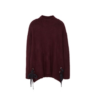 Side Cords Sweater