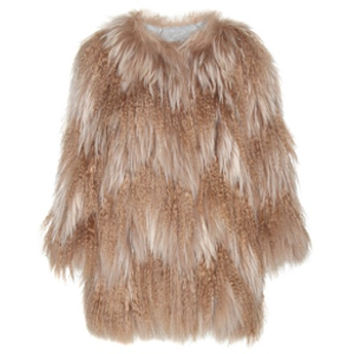Meteo Fur Jacket