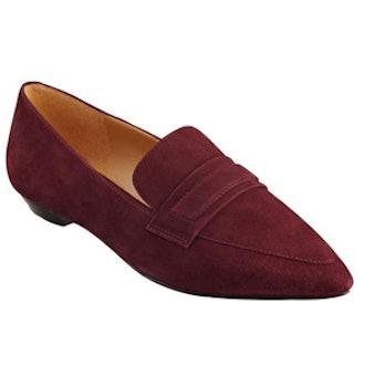 Tamora Pointy Toe Loafers