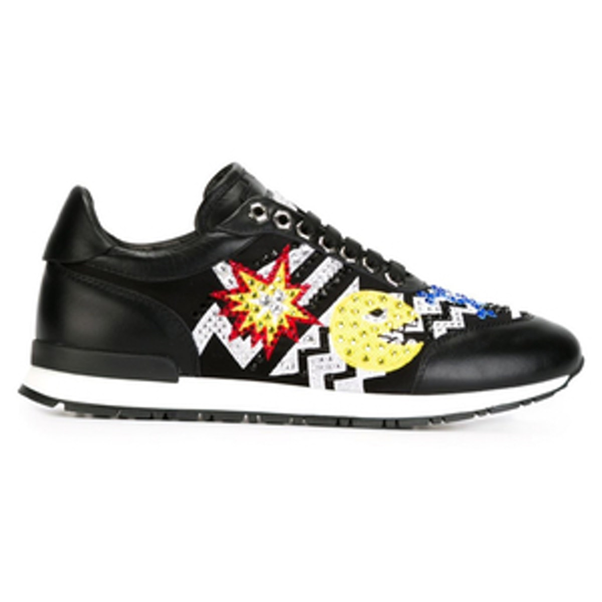 Fantastic Rainbow Sneakers