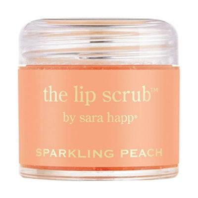 Limited Edition Sparkling Peach Lip Exfoliator