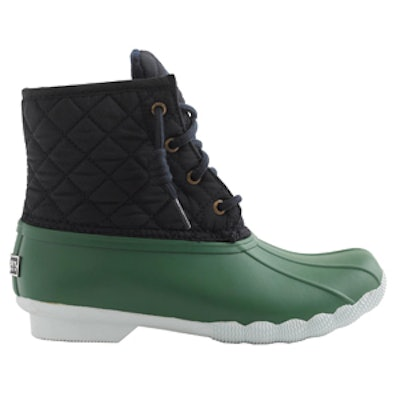 Shearwater Quilted Boots