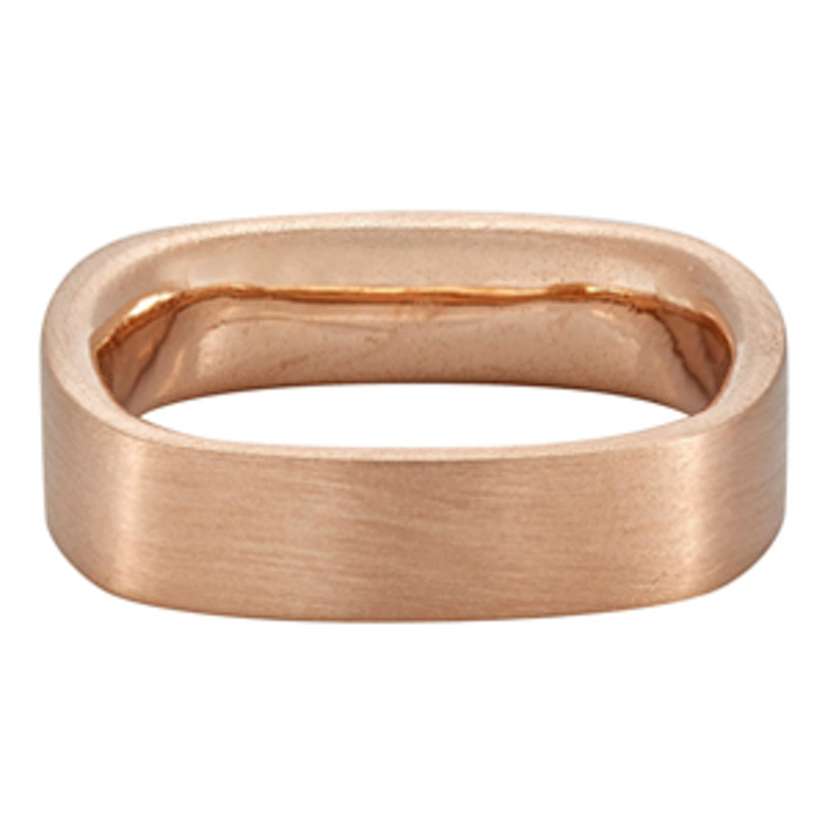 Rose Gold Square Union Band