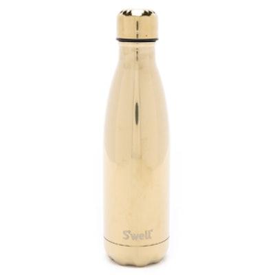 Yellow Gold Bottle