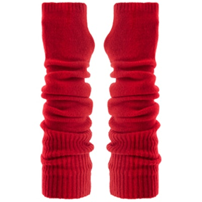 Wool and Cashmere Arm Warmers