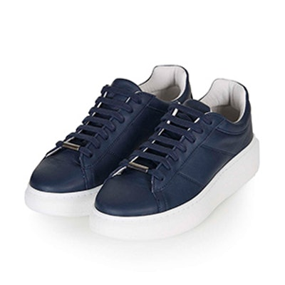 Toulouse Lace Up Trainer