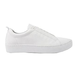 Zoe Leather Sneakers