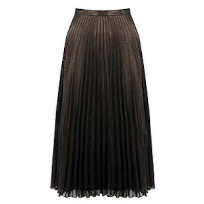 Sunray Pleated Skirt