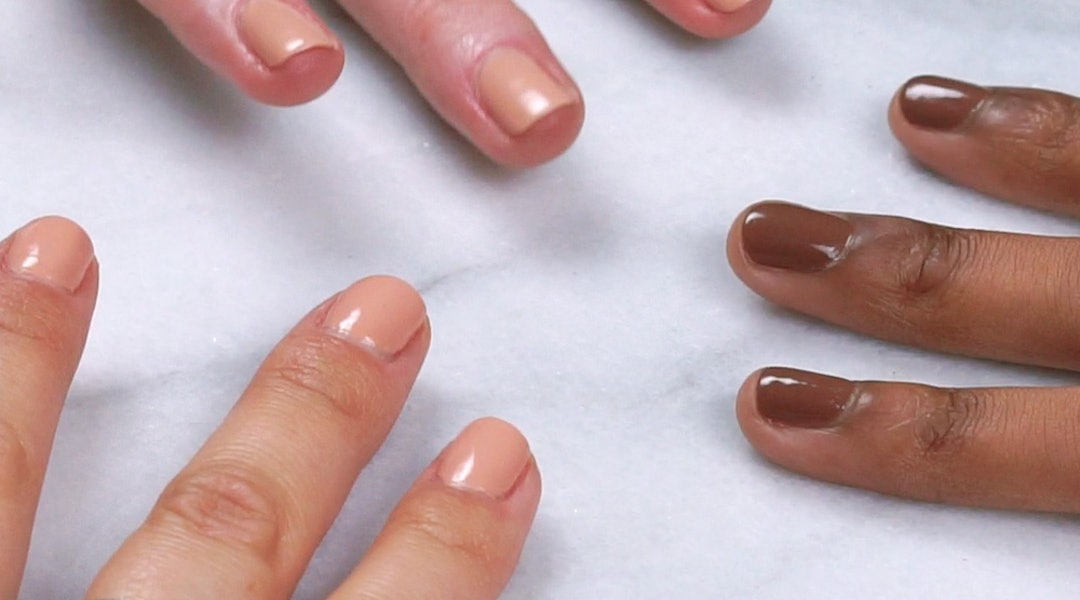 How To Find The Best Nude Nail Polish For Your Skin Tone