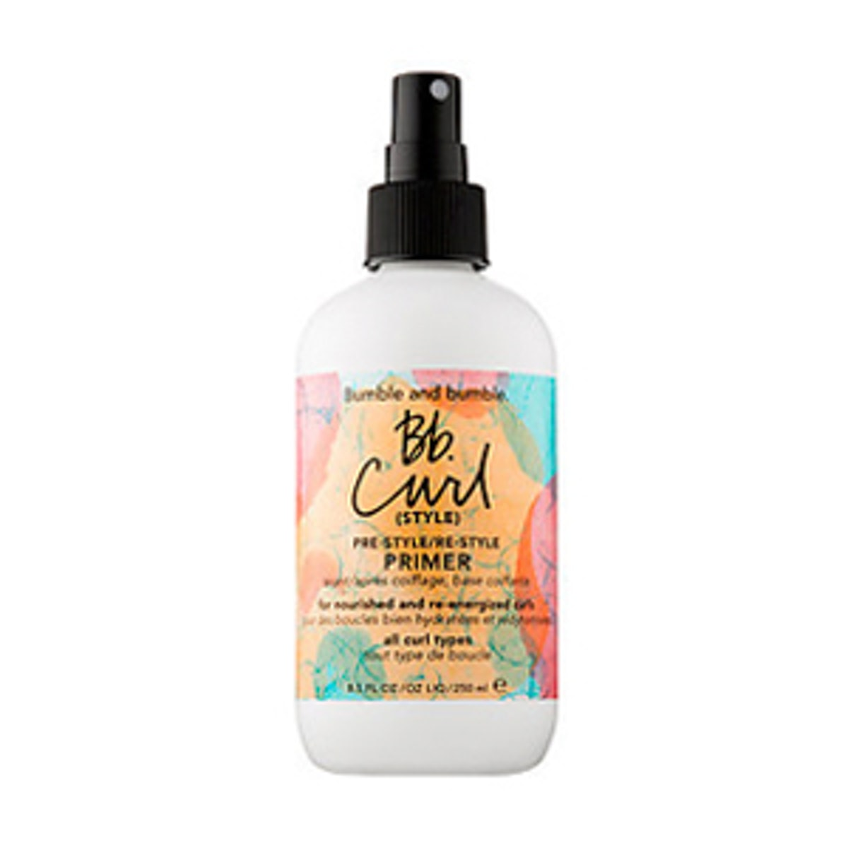 Bb.Curl Pre-Style/Re-Style Primer
