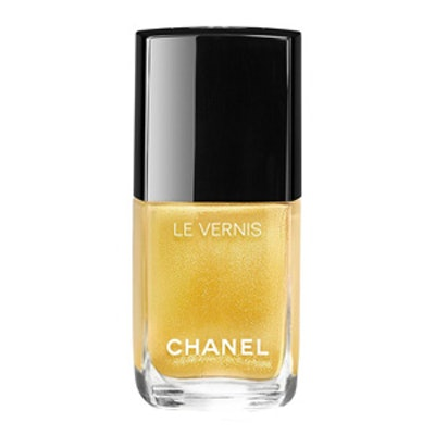 Long Wear Nail Color In Chaine Or