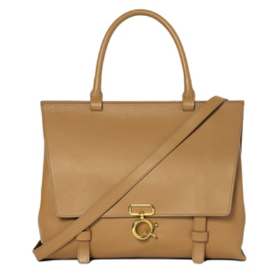Ave A Top Handle Satchel In Canyon