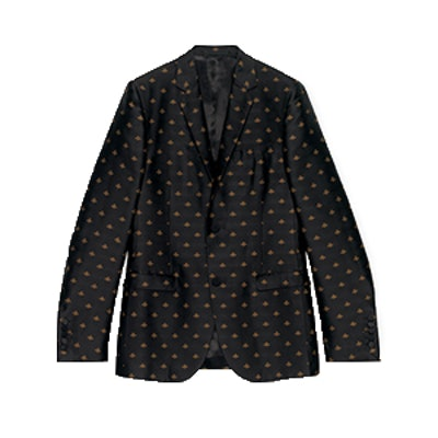 Monaco Bee Jacquard Jacket
