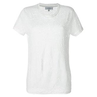 Hole Detail Shirt