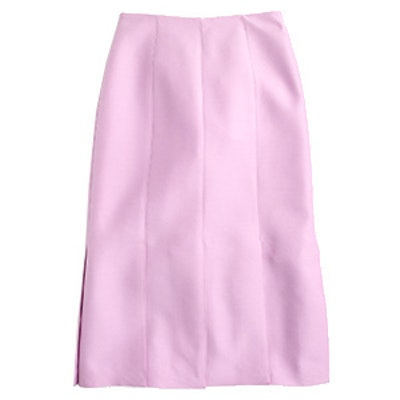 Italian Paneled Skirt