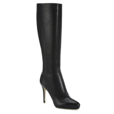 Glynn Leather Knee-High Boots