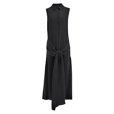 Matt Silk Alto Woven Dress