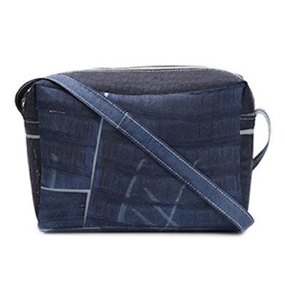 Patchwork Shoulder Bag