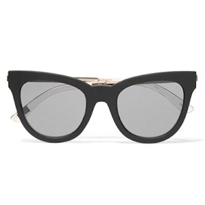 Le Debutante Cat-Eye Sunglasses
