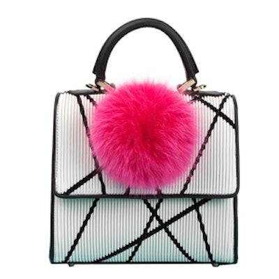 Mini Alex Bunny Plisse Bag