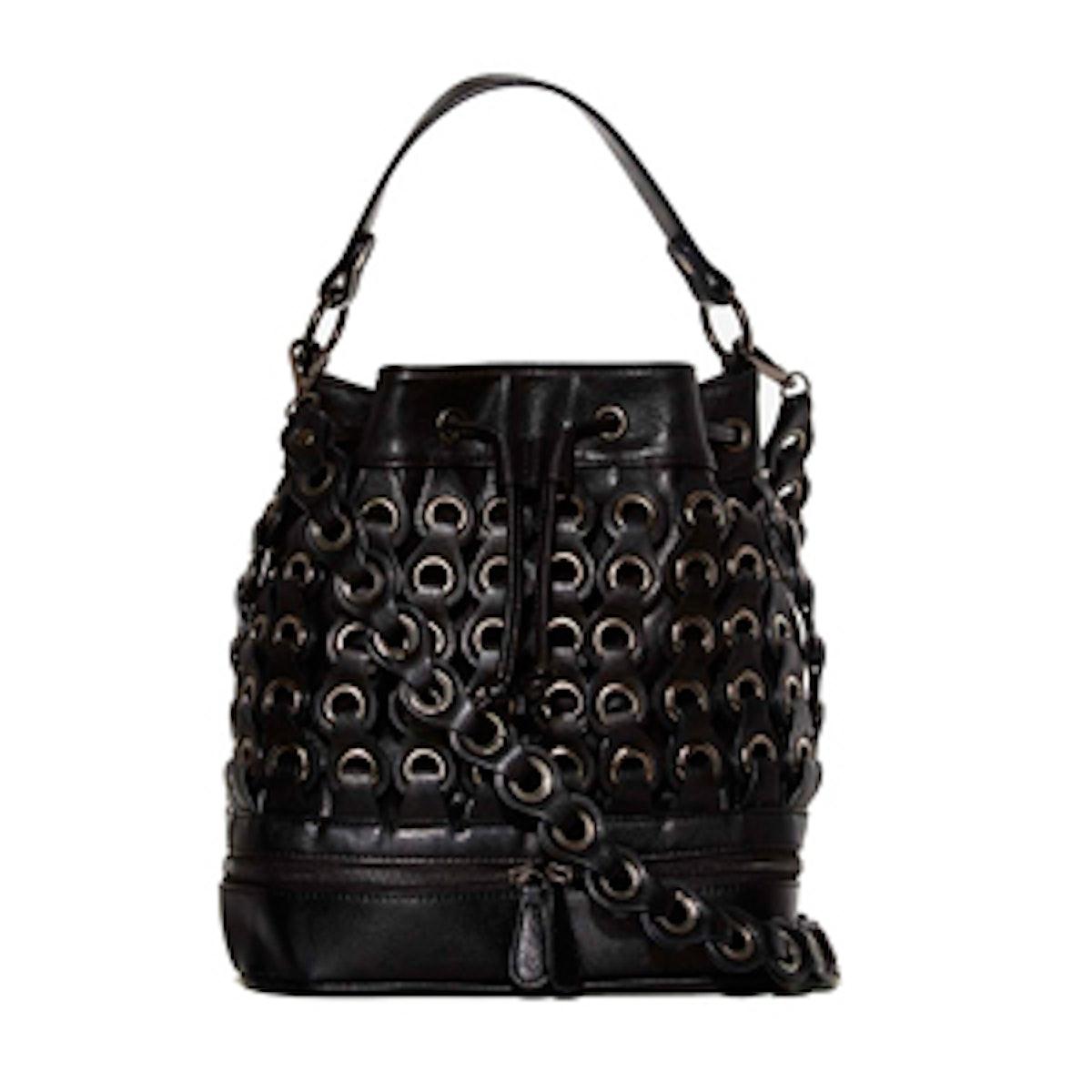 Rivet or Die Bucket Bag