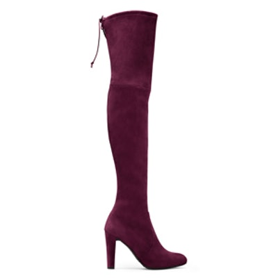 Suede Highland Boot